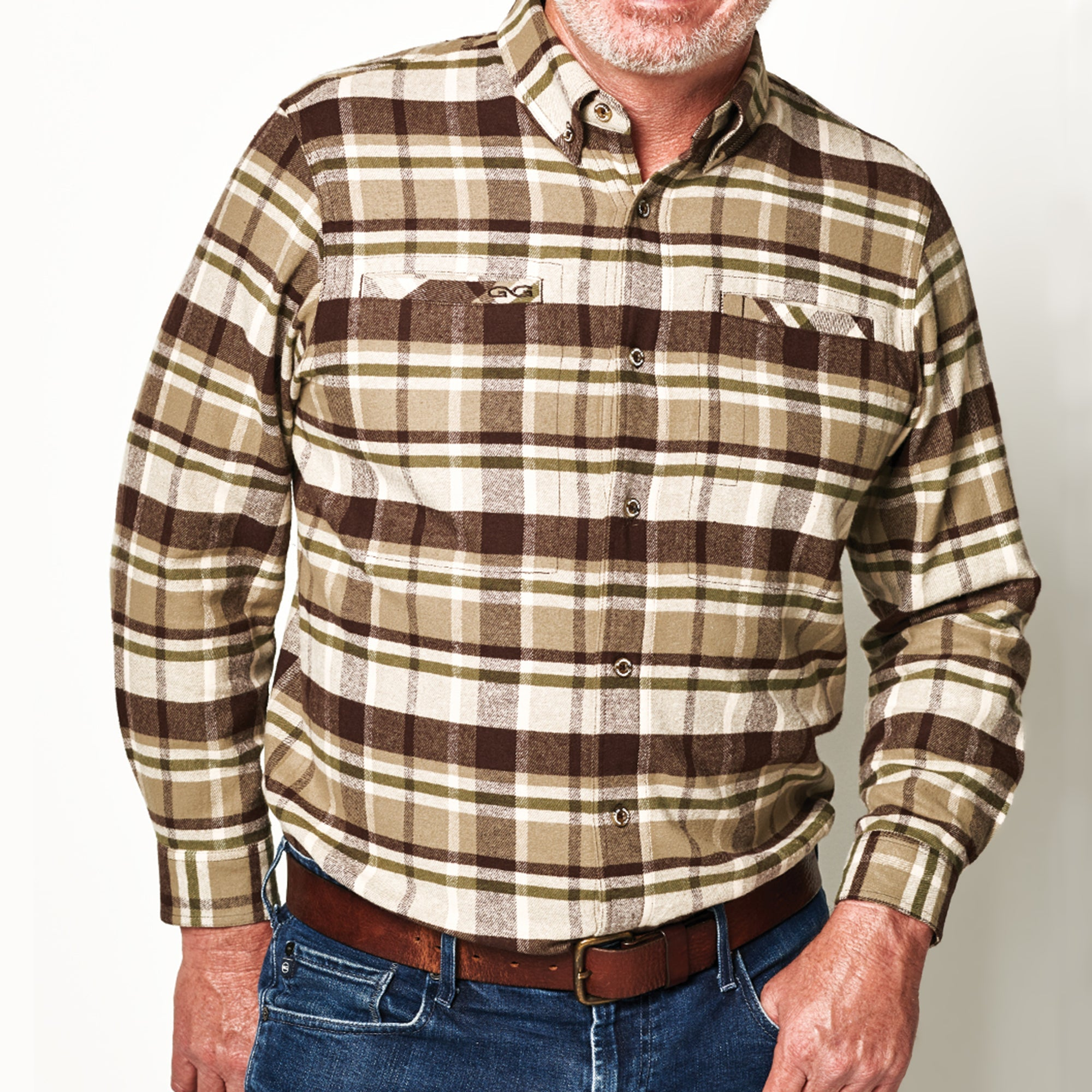 Mesquite Flannel Shirt - GameGuard Outdoors