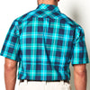 River Blue Plaid Shirt - GameGuard Outdoors