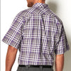 Purple Plaid Shirt - GameGuard Outdoors