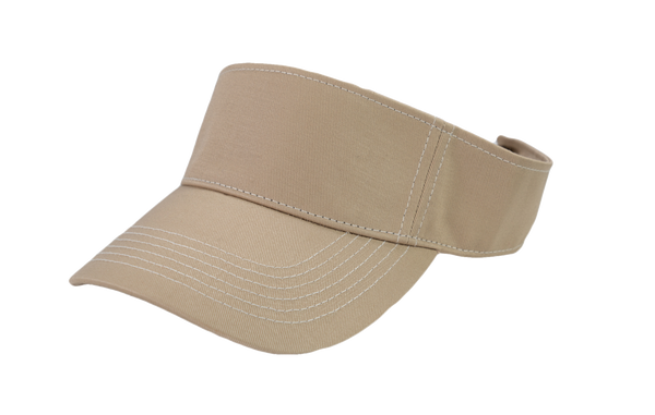 Khaki Visor - GameGuard Outdoors