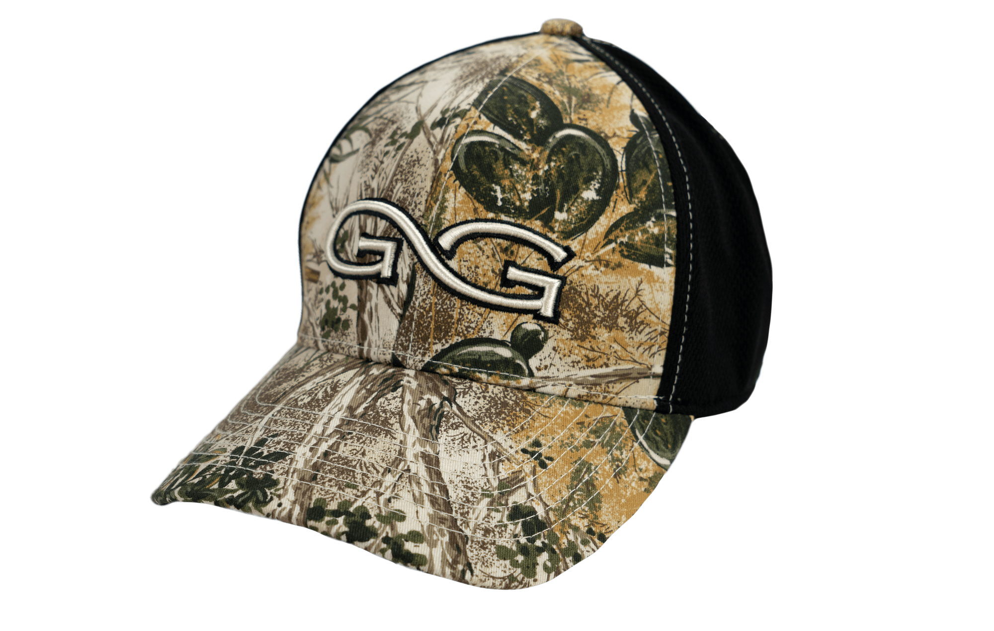 GameGuard Fitted Cap | Caviar - GameGuard Outdoors