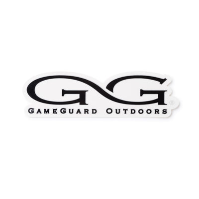 Running G Sticker - GameGuard Outdoors