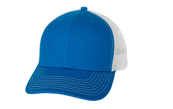 Atlantic Cap | White MeshBack - GameGuard Outdoors
