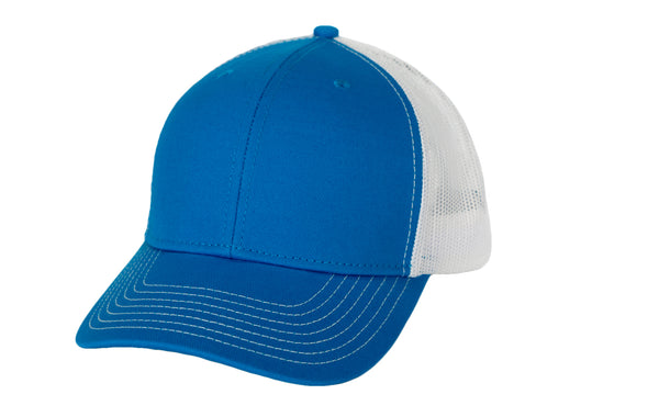 Atlantic Cap | White MeshBack