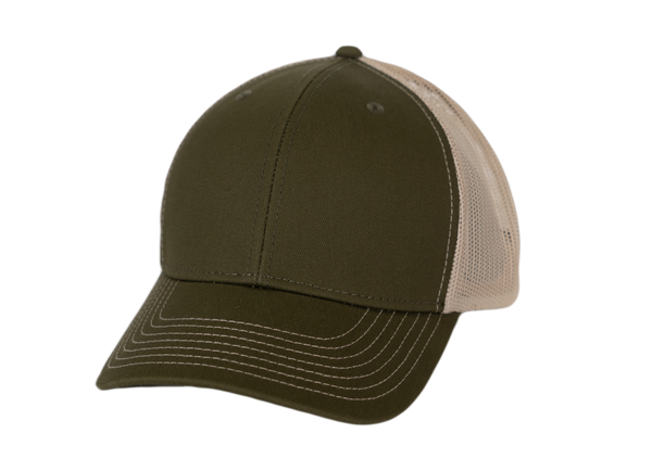 Olive Cap | Stone MeshBack - GameGuard Outdoors