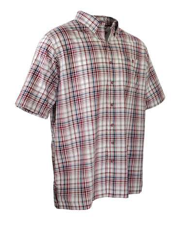 GameGuard Texas A&M University Maroon Plaid Shirt - GameGuard Outdoors