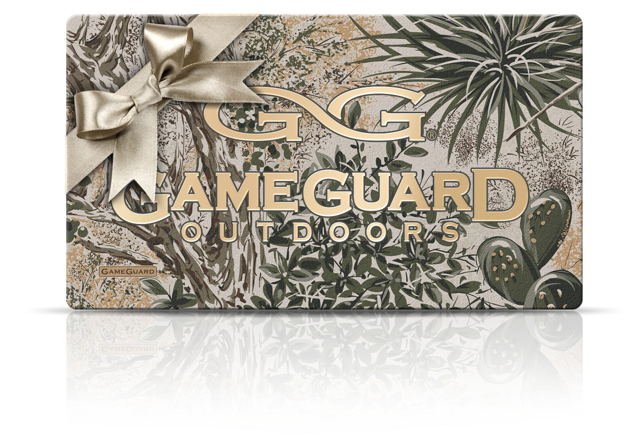 GameGuard Gift Card | Digital - GameGuard Outdoors