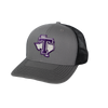 GameGuard Tarleton State University GunMetal Cap | Caviar MeshBack - GameGuard Outdoors