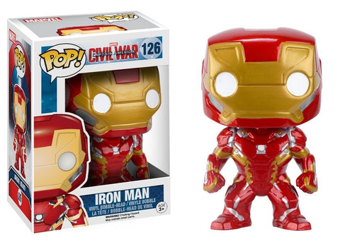POP! Iron Man #126