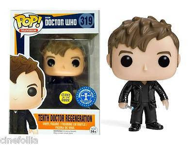 POP! 10th Doctor Regeneration #319
