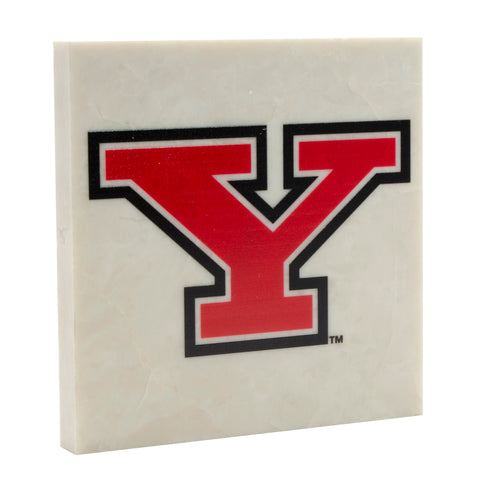 Officially Licensed Logo'd Youngstown State University Drink Coaster 005