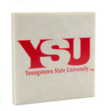 Youngstown State University Drink Coaster 006