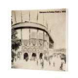 Vintage Forbes Field Entrance c. 1910 Drink Coaster - 015