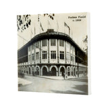 Vintage Forbes Field Entrance c. 1909 Drink Coaster - 018