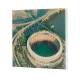 Aerial of Three Rivers Stadium Drink Coaster - 030