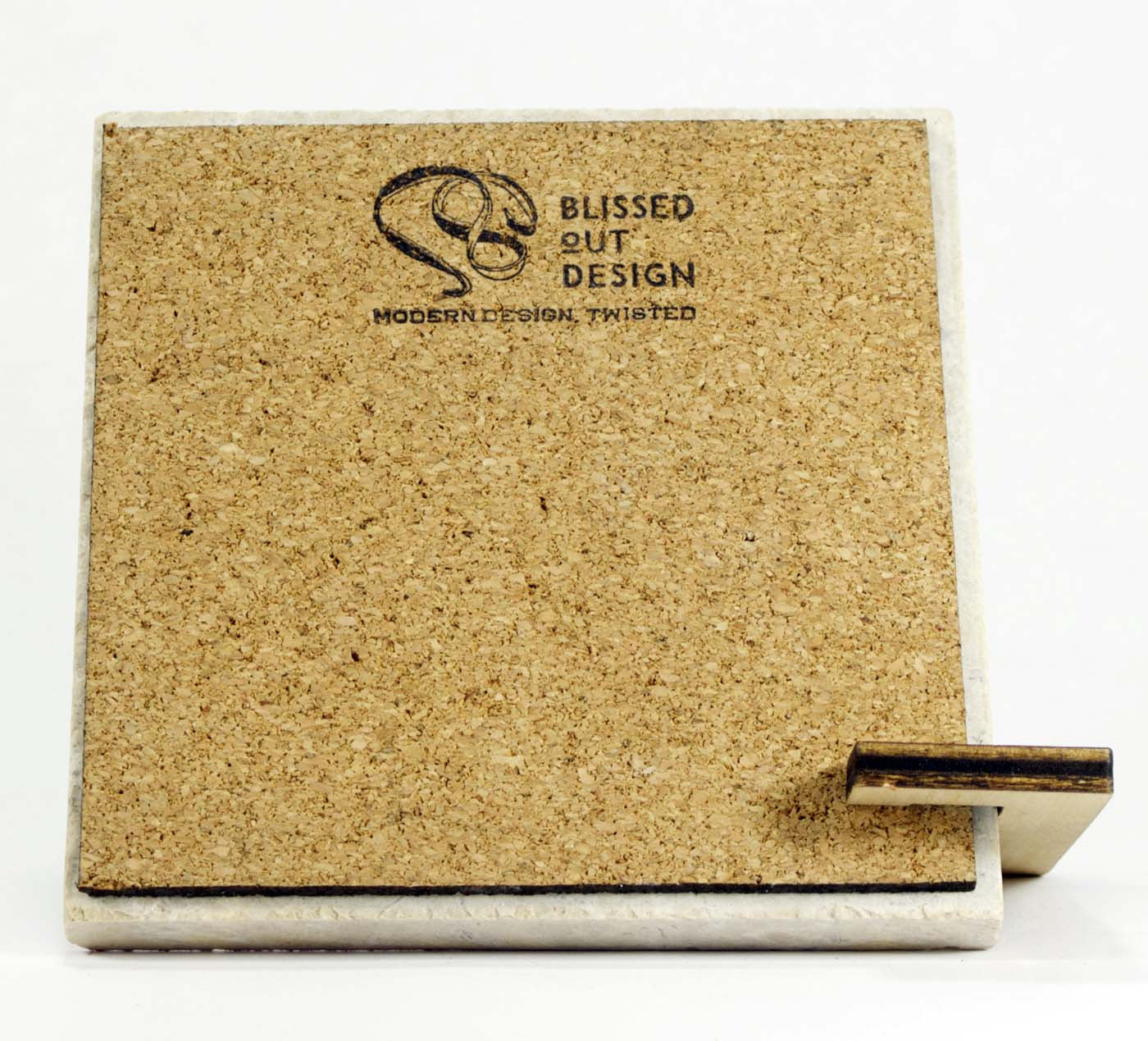 Blissed Out Design Drink Coaster Best Sellers