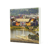 Heinz Field & The Point Drink Coaster - PIttsburgh PA - 161