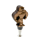 Officially Licensed Logo'd Clarion University Golden Eagle Wine Stopper