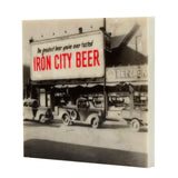 Iron City Beer Drink Coaster - Pittsburgh, PA - 097