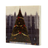 PPG Christmas Tree Pittsburgh, PA Drink Coaster - 308