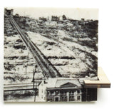 Duquesne Incline Drink Coaster - Pittsburgh, PA - 065
