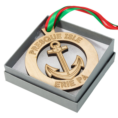Ships Anchor Ornament - EOPI3