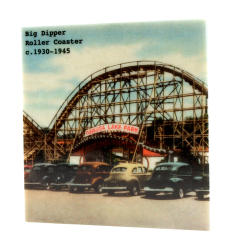 Geauga Lake Coaster - 5024
