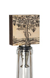 Grape Vine Wine Stopper - WS605