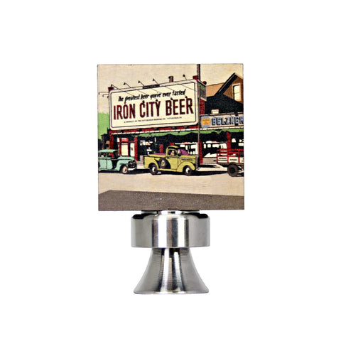 IC Beer Trucks Illustration Bottle Opener - BO096