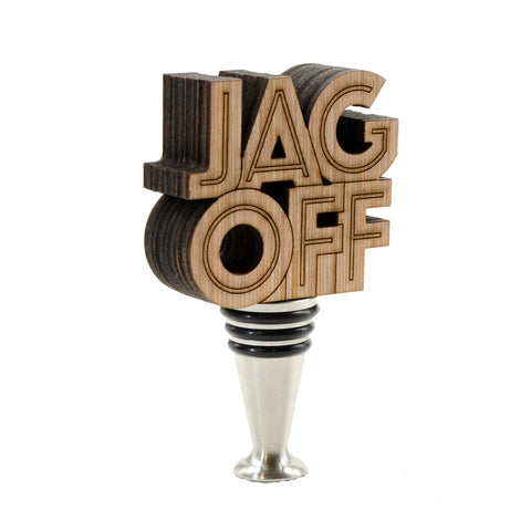 Jagoff Wine Stopper