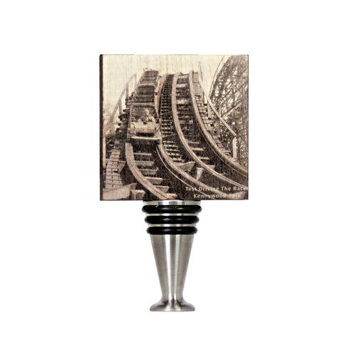 Kennywood Racer Wine Stopper - WS060