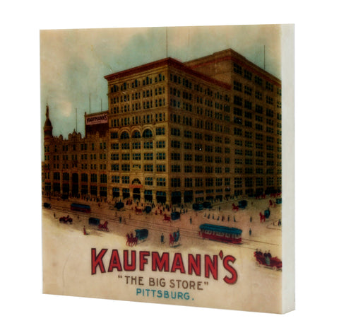 Kaufmann's Department Store Coaster - Pittsburgh - 332