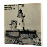 West Pierhead Lighthouse Coaster - 5038