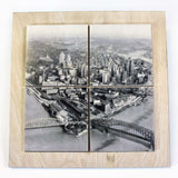 The Point 1950's Drink Coaster Set - DCS038