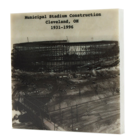 Municipal Stadium Coaster - 5004