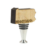 State of Pennsylvania Wine Stopper- WS559