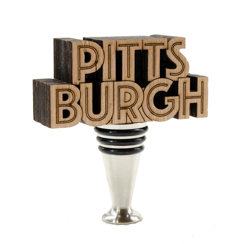 Pittsburgh Wine Stopper