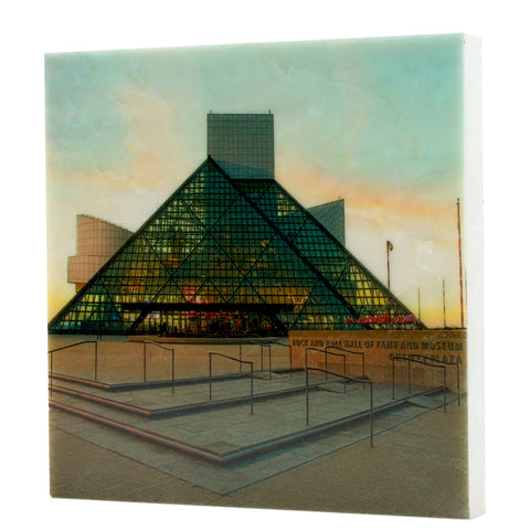 Rock & Roll Hall of Fame Coaster - 5040
