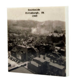 Southside 1949 Pittsburgh, PA Drink Coaster - 322