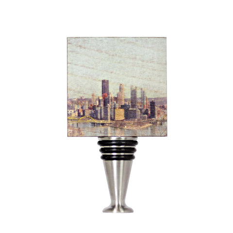 The Point from West End Wine Stopper - WS087