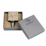 Pittsburgh PGH Wine Stopper - WS558