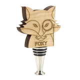 Fox Wine Stopper- WS14