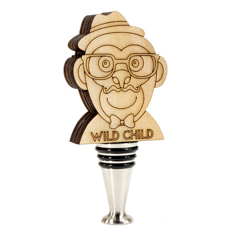 Monkey Wine Stopper- WS15