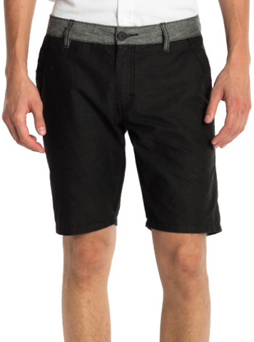 In Reverse Shorts - Black