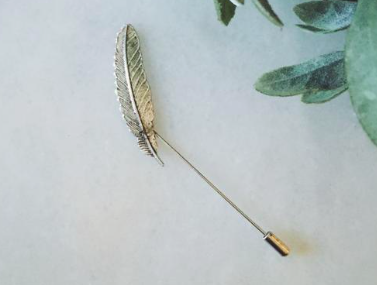 Skyward Lapel Pin