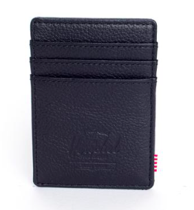 Raven Leather Wallet
