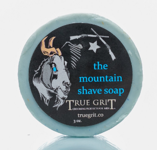 The Mountain Shave Soap