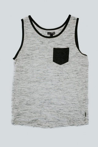 Rick Cream Tank-Top