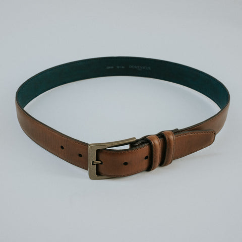 Domenicus Leather Belt