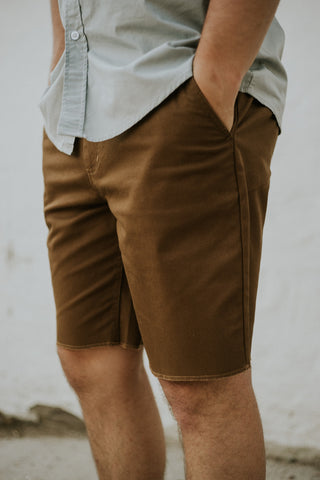 Toil ll Standard Fit Chino Short